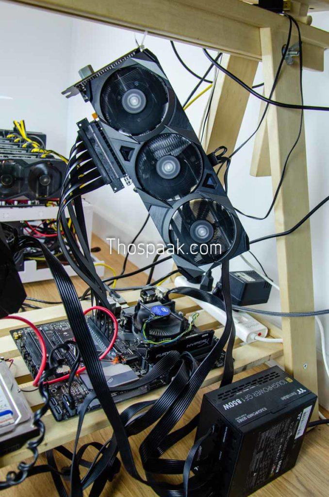 การปลดล็อคการ์ดจอ NVIDIA GeForce RTX 3060 ขุดเหมืองบิทคอยน์ให้วิ่งเต็ม 50MH/s